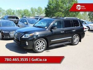 2014 Lexus LX 570 FULLY LOADED, ADAPTIVE CRUISE, NAV, SUNROOF, A