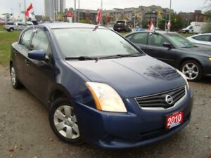 2010 Nissan Sentra 2.0 S Only 113km Alloys Cruise
