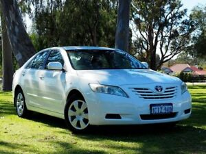 2006 Toyota Camry ACV36R MY06 Altise White 4 Speed Automatic Sedan Myaree Melville Area Preview