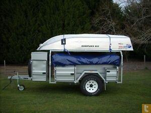 Johnno Delux camper trailer Glendale Rockhampton Surrounds Preview