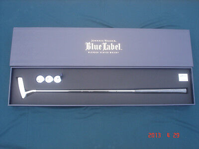 Johnnie Walker Whisky Blue Label Greg Norman Golf Putter NEW for sale  Shipping to South Africa