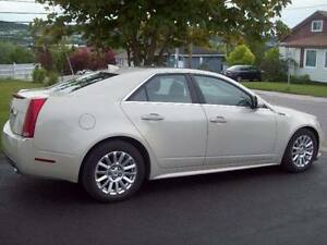 2010 Cadillac CTS Black LEATHER Sedan Low KILOS,