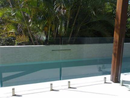 GLASS POOL FENCE PANELS VARIOUS SIZES UP TO 75% DISCOUNT Ashmore Gold Coast City Preview