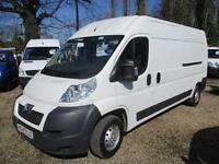 2014 Peugeot Boxer 2.2HDi 130 60000 MILES GUARANTEED NO VAT