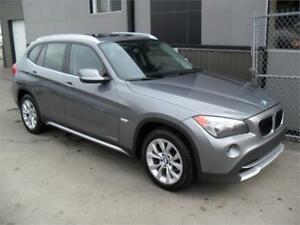 2012 BMW X1 28i AWD A-1 + GARANTIE 3 ans INCLUSE
