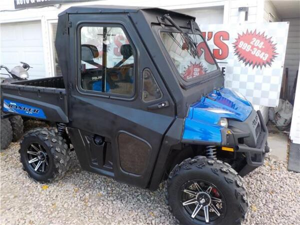 Used 2012 Polaris RANGER