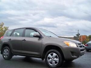139$ BI WEEKLY OAC! 2012 Toyota RAV4 187000KM ,TOYOTA THE BEST!