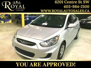 2014 Hyundai Accent GL HEATED SEATS, INT PHONE ***PRICE REDUCED*