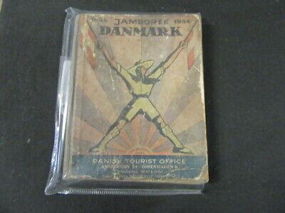 1924 World Jamboree Denmark, Jamboree Guidebook