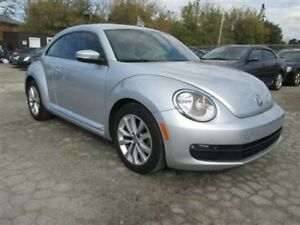 2012 Beetle 2.5L Automatic + Cuir/Leather
