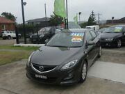 2011 Mazda 6 GH MY10 Luxury Grey 5 Speed Auto Activematic Sedan New Lambton Newcastle Area Preview