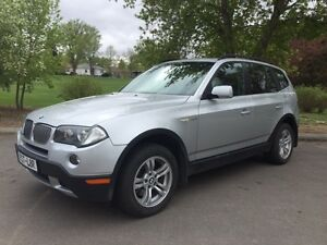 2007 BMW X3 3.0 SUV, Crossover