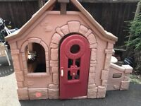 Step 2 Storybook Cottage Outdoor Playhouse