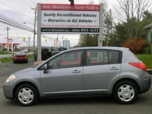 2009 Nissan Versa 1.8 S ONLY 108000 KMS