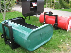 3 point hitch carring boxes ,burn barrels ,outside fire places