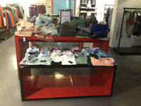 RETAIL STORE Fixtures, Racks, Tables, and More!