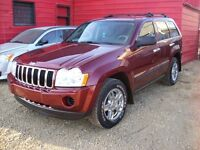 2007 Jeep Grand Cherokee LAREDO/4X4/EASY FINANCE/LOW PAYMENTS