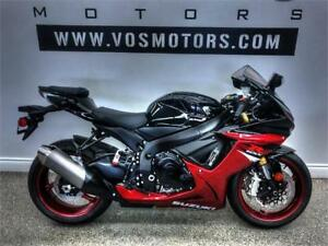 2018 Suzuki GSX-R750L8 -V2955NP-No Payments For 1 Year**