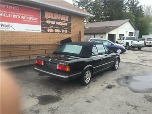 1989 BMW 3 Series 325iC**GREAT CONDITION**CONVERTIBLE***E30 London Ontario image 2