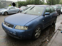 2001 AUDI A3 1.8T BREAKING FOR PARTS / SPARES