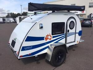 NEW 2018 T@G BOONDOCK CAMPER TRAILER w/ BATWING AWNING