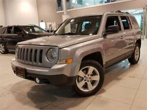 2015 Jeep Patriot SPORT-4X4-BLUETOOTH-HEATED SEATS-ONLY 94KM