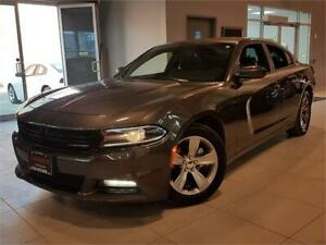 2018 Dodge Charger SXT PLUS-SUNROOF-REAR CAM-ONLY 38KM