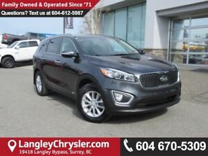 2018 Kia Sorento 2.4L LX <B>*AWD*HEATED SEATS*TOUCHSCREEN MED...