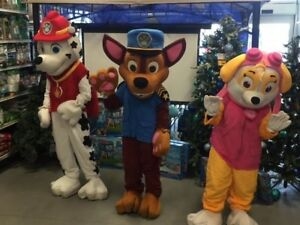 Paw Patrol, Dance Parties, Mobile Laser Tag & MORE !