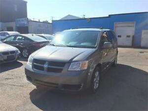 2009 DODGE CARAVAN SE, STOW'N'GO, 7 PASSAGERS, 128000KM, FINANCE