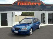 2005 Hyundai Elantra XD MY05 Blue 4 Speed Automatic Hatchback Murray Bridge Murray Bridge Area Preview