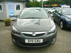2011 Vauxhall Astra Sri Only 78K Miles!! 1.4
