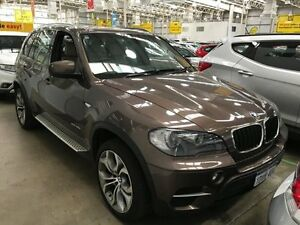 2010 BMW X5 E70 MY11 xDrive40d Steptronic Sport Bronze 8 Speed Sports Automatic Wagon Edgewater Joondalup Area Preview