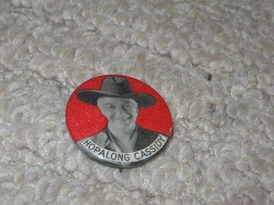 Hopalong Cassidy Pin Rare