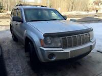 JEEP GRAND CHEROKEE FANTASTIC! WITH WARRANTY!