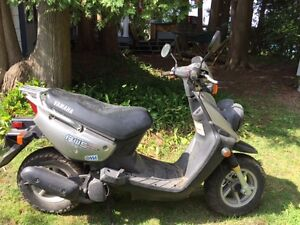Excellent Yamaha Scooter - great for commuting