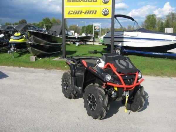 Used 2016 Can-Am Outlander L Xmr 570