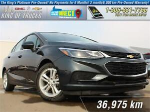 2017 Chevrolet Cruze LT One Owner | Turbo | PST Paid