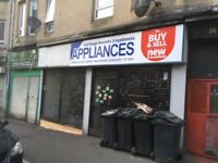 Commercial premises located on Well Street Paisley - Available Now