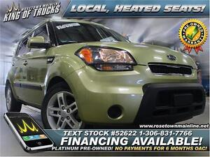 2011 Kia Soul 2u Local | PST PAID!