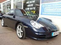 Porsche 911 3.6 2004 Carrera 2 Full S/H 6 speed manual P/X Swap