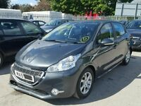 BREAKING 2015 PEUGEOT 208 1.4 DIESEL HDI ALL PARTS AVAILABE