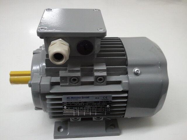 Drehstrommotor 0,75kW S6 1500//min Welle Ø14mm 71 B14 105mm Flansch