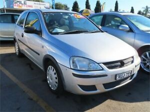 2005 Holden Barina TK Hatchback 3dr Auto 4sp 1.6i [Dec] Silver Automatic Hatchback Minchinbury Blacktown Area Preview
