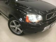 2010 Volvo XC90 P28 MY11 R-Design Geartronic Black 6 Speed Sports Automatic Wagon Edgewater Joondalup Area Preview