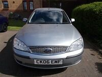 FORD MONDEO 1.8 LX HATCHBACK 06 REG,, EXCELLENT DRIVER,, MOT DECEMBER 2017