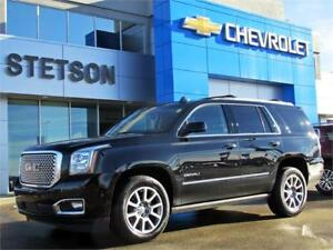 2017 GMC Yukon Denali 8 passenger Adaptive Cruise Power Boards