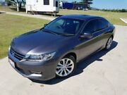 2013 Honda Accord 8th Gen MY12 VTi-L Grey 5 Speed Sports Automatic Sedan Gympie Gympie Area Preview
