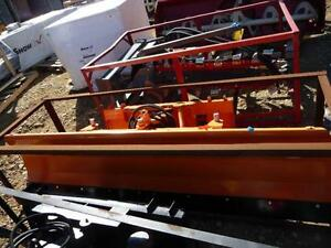 92 Inch Skid Steer Dozer Blade