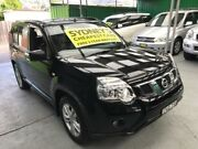 2012 Nissan X-Trail T31 ST Black Manual Wagon Five Dock Canada Bay Area Preview